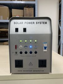 High Capacity Camping Solar Power Supply Emergency Solar Generator 550Wh
